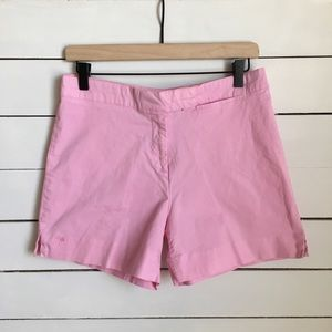 "Lilly Pulitzer Pink Shorts Sz8 - 4.5"" inseam"